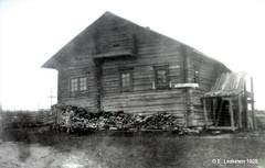 Palojärvi: Lupsakon talo