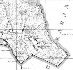 Virtelä: kartta