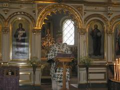 Arkkipiispa Leo saarnaa 'omal kielel'