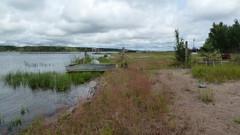 19 Entisen laivalaiturin paikka Kotkaniemessä