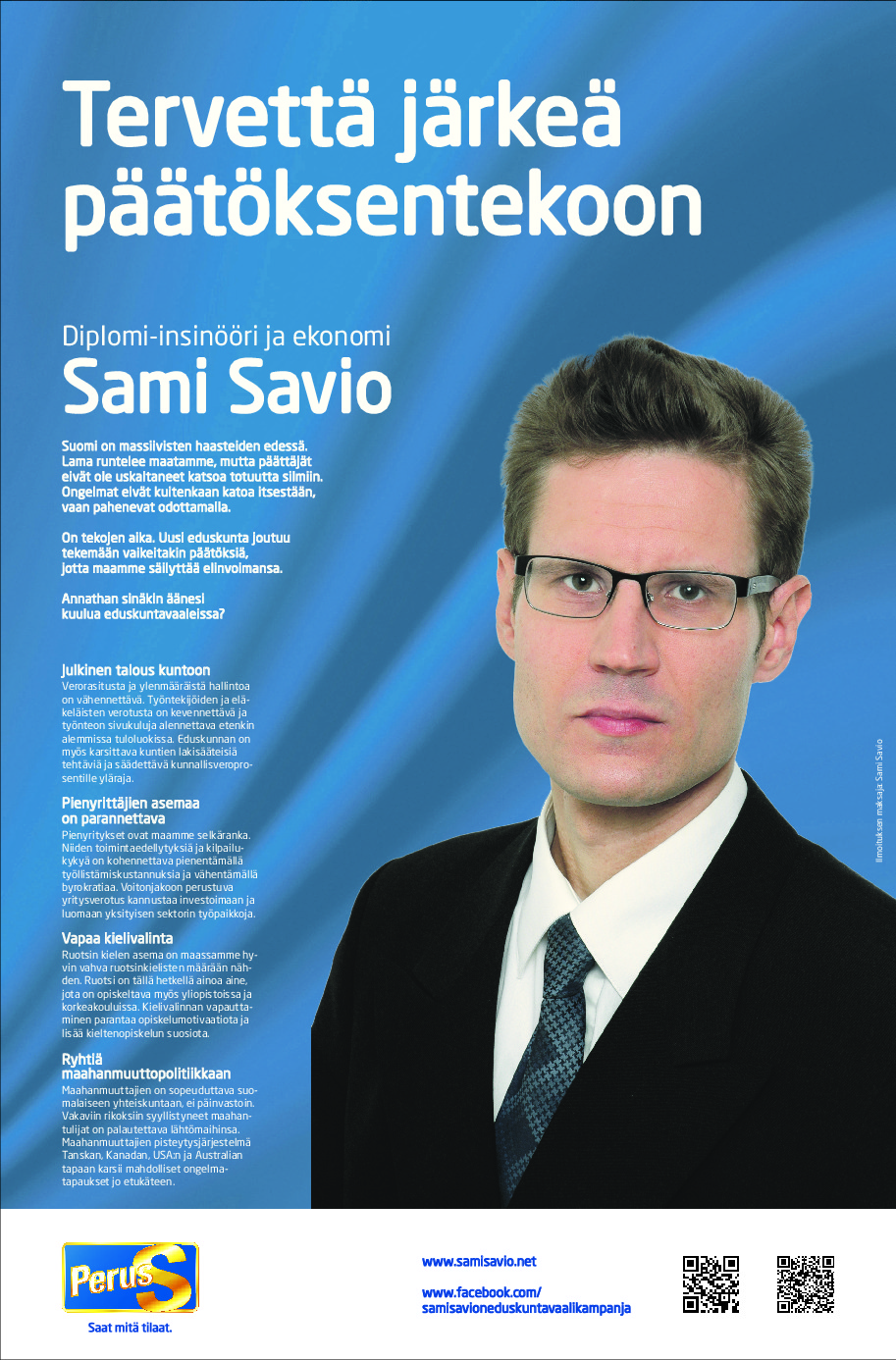 Blogi | Sami Savio