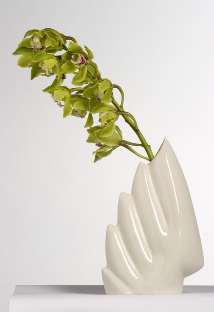 Siipi | maljakko | Wing | vase | korkeus | high | 40,0 cm