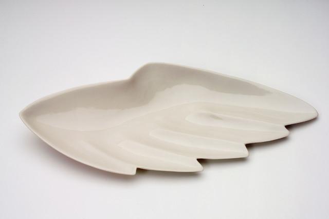 UniikkiSiipi | Unique Wing | vati | plate | pituus 48,0 cm