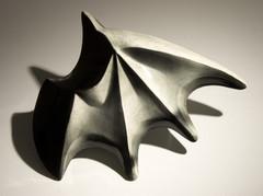 Lepakko | reliefi | relief | pituus 45,0 cm