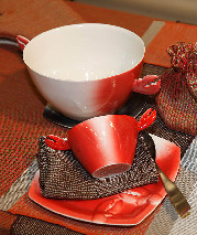 RAPU | astioita | Crab | ware |