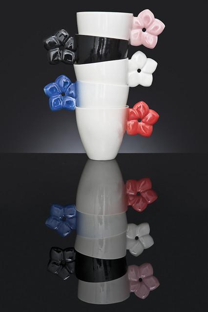 KUKKA | Flower | muki | mug | 2,5 dl