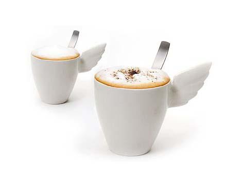 Enkeli | Angel | muki | mug | 2,5 dl