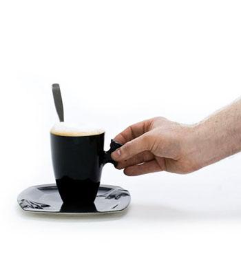 LEPAKKO | Bat | latte | 3,8 dl, LEPAKKO | lautanen | plate | 19,0 cm