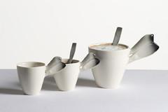 METSÄPUPU | Bunny | cappuccino & espresso | 0,5 dl & 2,5 dl