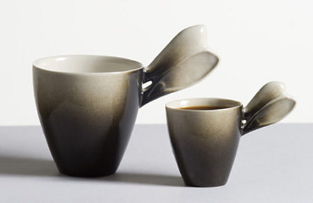 RUSAKKO | Hare | PUPU | Bunny | muki | mug | espresso | 0,5 dl & 2,5 dl