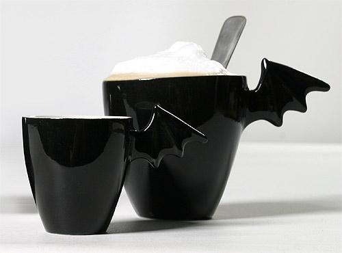 LEPAKKO | Bat | espresso | cappuccino | 0,5dl & 2,5 dl