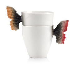 PERHONEN | Butterfly | muki | mug | 2,5 dl