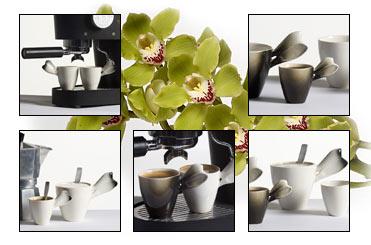 Pupu | muki ja -espresso | Bunny | mug and espresso