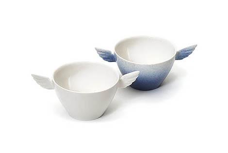 Enkeli | kulhoja | Angel | bowls |