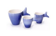 Kala | Fish | muki ja espresso | mug and espresso | 2,5 dl ja 0,5 dl