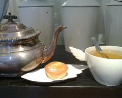 Shop & Studio, Tea Time
