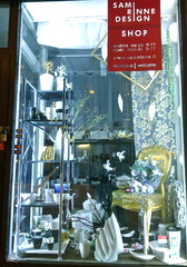 Sami Rinne Design Shop & Studio | näyteikkuna | window
