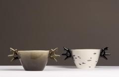 Poro ja Koivu | kulhoja | bowls | 3,8 dl
