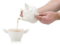 Enkeli | teekannu | Angel | teapot |