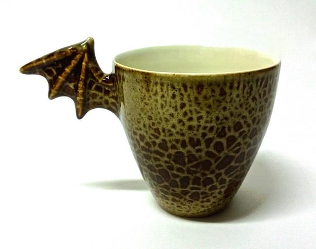 Lohikäärme-muki, Dragon mug