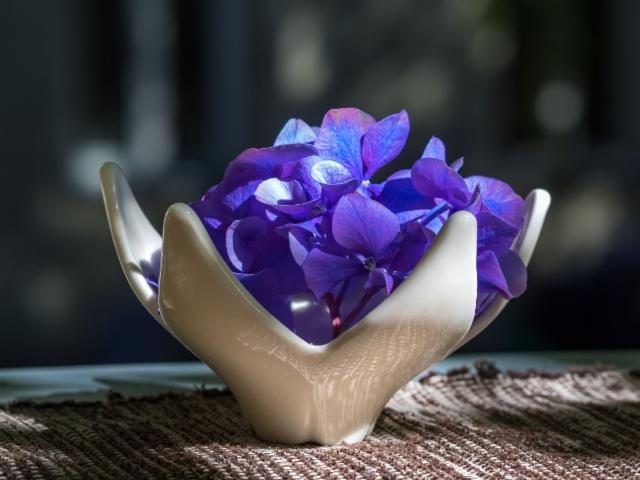 Kukka-malja | Flower vase |