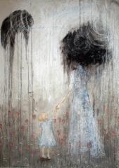 aidin-kanssa-pastellimaalaus-2015-70x50sp