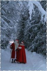 Santa Claus & Mrs Santa