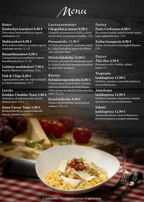 Uusi Ravintola Lappeenranta
