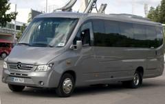 MB 818 vario linja-auto myyty