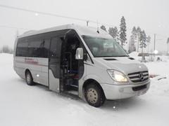 MB 518 CDI linja-auto vm. 2009 myyty