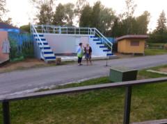 Ehdokas Koskinen piirin puheenjohtajan haastattelussa.