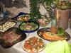 Kevään ja kesän 2011 - buffet-pöytäehdotus