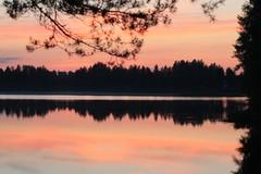 Juhannusyö Siikajärvi