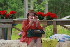 Susanna aloittaa uuden elämän Seniorivälityksessä