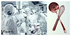 Ravintola Perhon seinämaalaukset 5