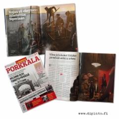 Ilatlehtis Historiebilaga, 02/2018