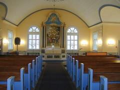 Bergö kyrka 2002