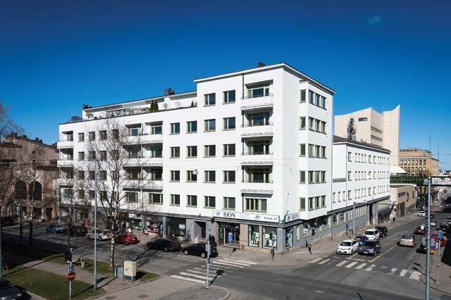 Vaasanpuistikko 15, 1998-2013