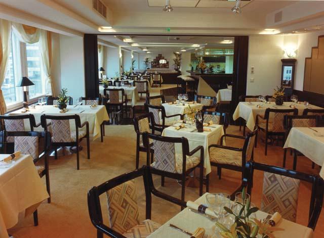 Hotelli Coronet (nyk. Vaakuna) 1985
