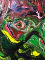 Värien leikki detail 1