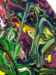 Värien leikki detail 3