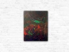 Mysteerio on wall