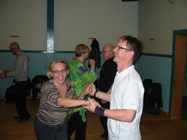 Tanssi on hauskaa!
