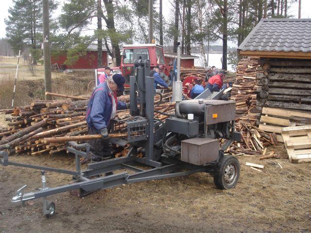 Hiilimutka talkoot 21.4.2007