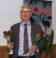 Karavaanarien  SM-Valssikaraoke 2017 Kuningas Reijo Leiviskä