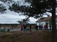 Bomarsundin museo/Bomarsunds museum
