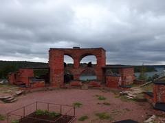 Bomarsundin linnoitus/Bomarsunds fästning