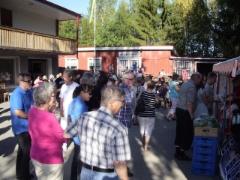 Huutokauppakeisarin pihalla På Auktionkejsarens gård