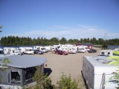 Hietasaari campingilla  Hietasaari Camping
