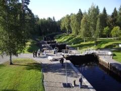 Varistaipaleen kanava Varistaipale kanal